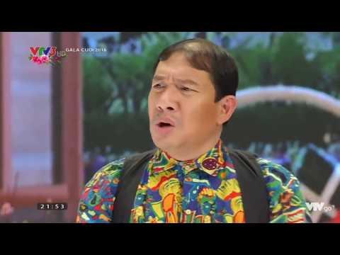 Tứ Đại Đồng Đường - Xuân Bắc Tự Long Công Lý Quang Thắng Vân Dung | Gala Cười 2018 thumbnail