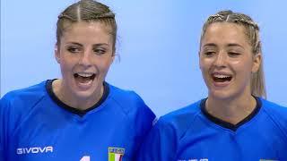 Qualificazioni EHF EURO 2018: Italia - Polonia 25-33