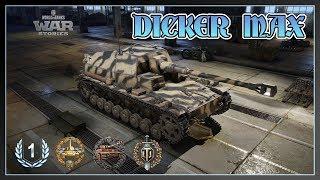 World of Tanks // Dicker Max // 1st Class // Devastator // Xbox One