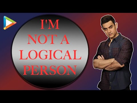 Aamir Khan exclusive on Talaash - I am not a logical person