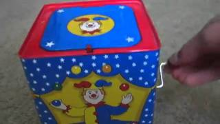 Pop Goes The Weasel  - Kids Reactions To Jack In The Box