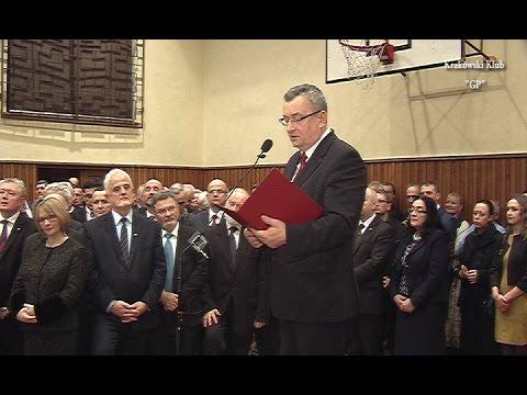 Spotkanie Opłatkowe Członków Prawa I Sprawiedliwości W Krakowie.