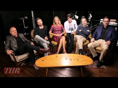 Comic-Con: The Cast of 'Breaking Bad' Dish on Bryan Cranston