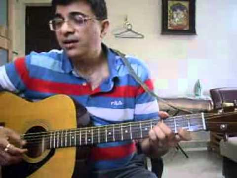 Kaadal Rojave tamil song Rooja Jaaneman hindi song guitar chord lesson by Suresh