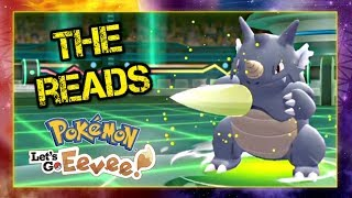 Pokemon Lets Go Pikachu and Eevee Singles Wifi Battle - THE READS