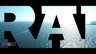 Beach in Denmark - Brøndby Strand - First movie made with DJI Phantom 4 Pro