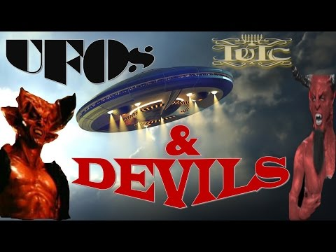 The Israelites: UFOs & DEVILS