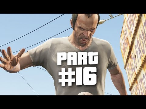 Grand Theft Auto 5 Gameplay Walkthrough Part 16 - Trevor (GTA 5)