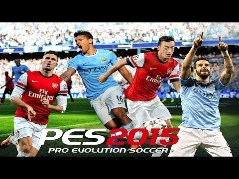 PES 2015 - Master League #11: Arsenal x Manchester City / Super Clássico / Barclays Premier League