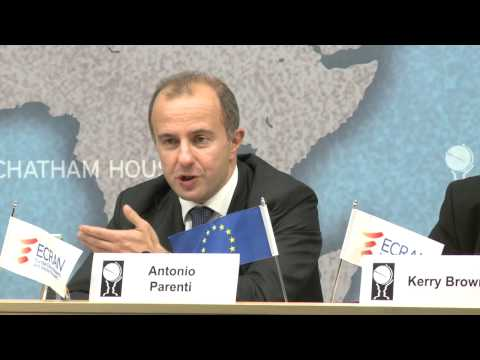 The EU and China -- Antonio Parenti, Directorate-General for Trade, European Commission