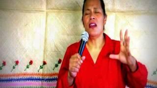 "Tongan Gospel Singer - T""HOLY SPIRIT TOUCH THROUGH ME!"" - Tangikina Pahulu 'Uhila"