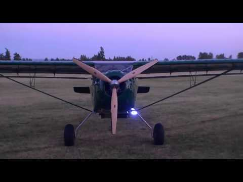 Aircraft Strobe Light & Landing Light Review - Experimental Aircraft & Ultralights