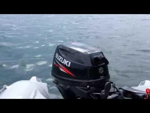 обкатка лодочного мотора судзуки