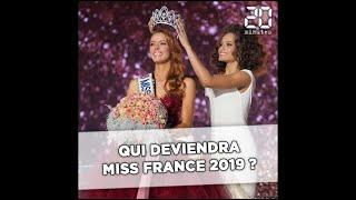 Les candidates à Miss France 2019