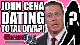John Cena Dating New Total Divas Star?! WrestleTalk News May 2018
