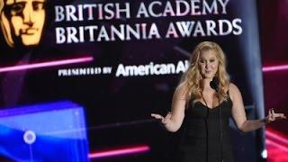 Corden and Schumer Kill It at Britannia Awards