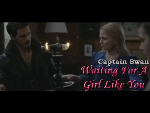 """Waiting for a Girl Like You"": A CaptainSwan Video"