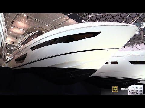 2018 Princess S65 Luxury Motor Yacht - Walkaround - 2018 Boot Dusseldorf Boat Show