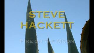 Watch Steve Hackett Fire On The Moon video