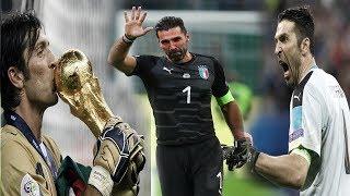 Gianluigi Buffon   20 năm và sự dang dở của 1 huyền thoại