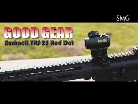 Good Gear: Bushnell Trophy TRS-25 Red Dot Sight
