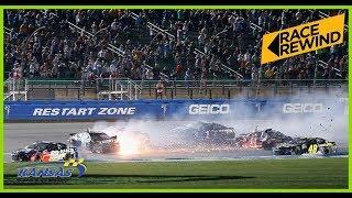 Race Rewind: Kansas Speedway in 15