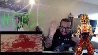 19-Year-Old Kid Creates Badass Fighting Anime REACTION #061