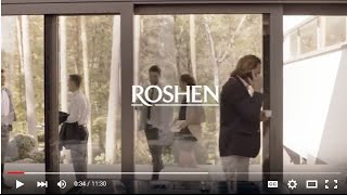 ROSHEN Corporate Video