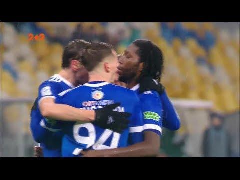 Динамо - Мариуполь - 1:1. Гол: Гармаш (28')