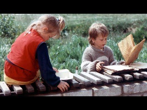 Чародейки из предместья - чешская сказка о маленьких волшебницах