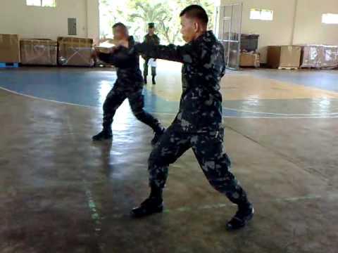 Philippine Marine Corps Martial Arts Progarm (PMCMAP)