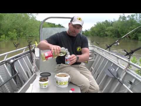 Catfishing tips for the Secret 7 catfish bait.