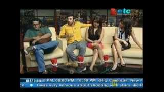 Komal Nahta With Anurag, Ranbir, Priyanka & Ileana D'cruz