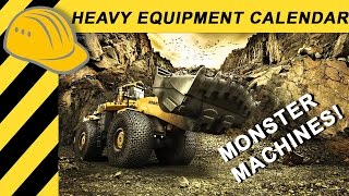Monster Machines in Finland_ Komatsu WA 1200-3, Hitachi EX 3600-6 and EH 3500 AC II