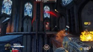 Quake Champions Beta - FFA Deathmatch (Sorlag)