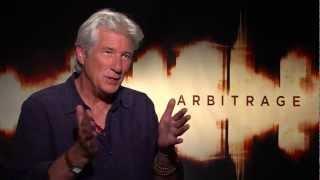 Arbitrage - 'Arbitrage' Richard Gere Interview