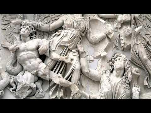 The Pergamon Altar, c. 200-150 B.C.E.