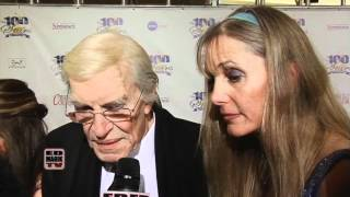 Martin Landau and Gretchen Becker Interview at Night of 100 Stars (2012), Beverly Hills Hotel