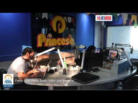 Padre João Paulo Souto Victor fala do vídeo com resposta do Papa Francisco sobre o Brasil