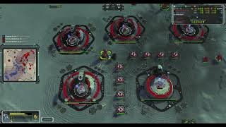 Turin vs Chosen - 1v1 Ladder - Supreme Commander: Forged Alliance Forever