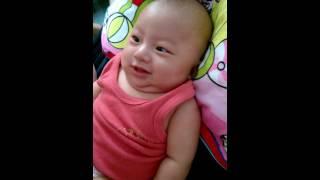 Kun 4 tháng- ngôn ngữ trẻ sơ sinh