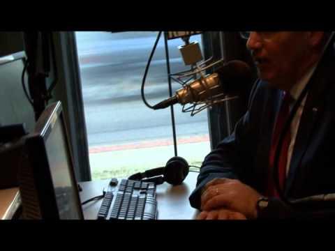 KZRG - Gov. Jay Nixon - Interview