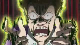 Hanazawa Teruki vs Kageyama Shigeo funny fight