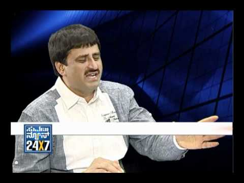 Seg 1 - Target with Forest Minister C P Yogeshwar - 01 April 12 - Suvarna News