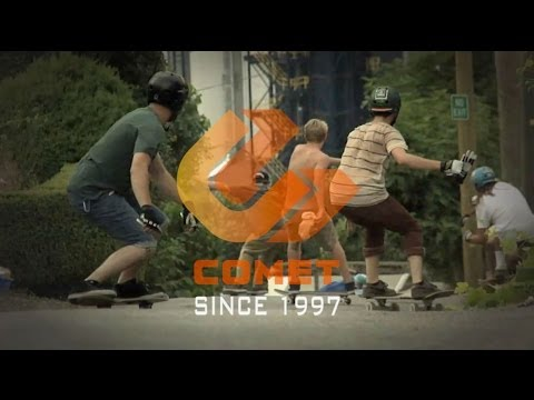 Comet Skateboards // SINCE 1997