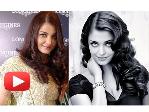 Aishwarya Rai Bachchan's Fashion Statement In Malaysia - PHOTOS