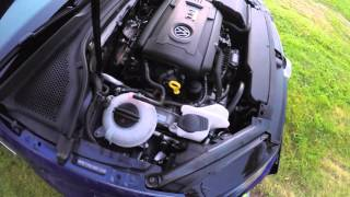 Volkswagen Golf R MK7 (2016) Bull-X Downpipe Install Guide (Catted)