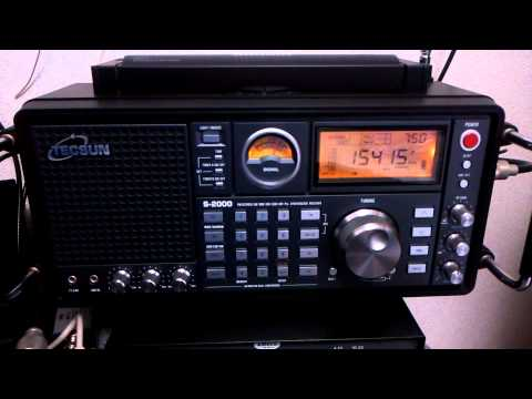 15415kHz Radio Australia