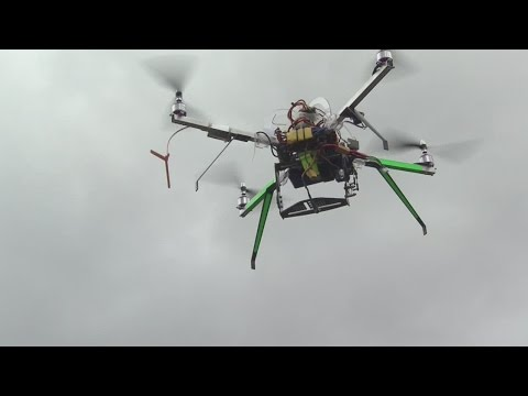 Schumer brings drone conversation to WNY