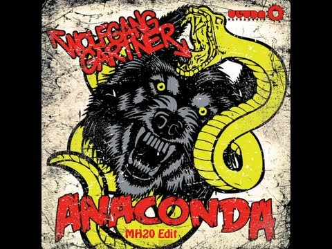 Wolfgang Gartner - Anaconda (MH20 Edit)